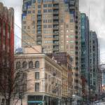 """Seattle Street View"" by LydiaGaebeBishop"