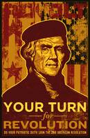Jefferson Revolution Poster
