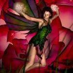 """Rose Fairy"" by krypticeye"
