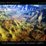 """Grand Canyon Planet Art"" by lightningman"