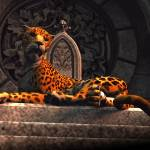 """Jaguar Throne"" by krypticeye"