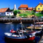 """Gudhjem Bornholm"" by rdwittle"