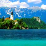 """""""Lake Bled"""" by rdwittle"""