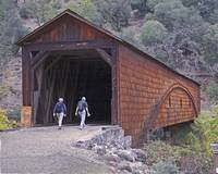 Covered Bridge Walkers