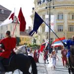 """Medieval knights parade in Sibiu"" by Adi_Bud_photoDesigner"