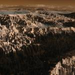 """Bryce Canyon IR Panorama"" by dawilson"