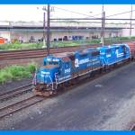 """Spirit of Conrail - 7-15-03"" by StanFeldman"