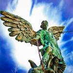 """St. Michael"" by EYECBEAUTY"