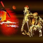 """Don Quixote"" by valzart"