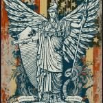 """Libertas Freedom Goddess"" by libertymaniacs"