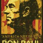 """Ron Paul Distressed Poster 2009"" by libertymaniacs"