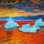 """Icebergs"" by wallibone"