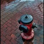 """Red Fire Plug"" by JAS_Photo"