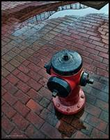 Red Fire Plug