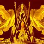 """""""Golden Lotus Temple"""" by petersart"""