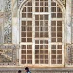 """Taj Mahal"" by Ffotolady"