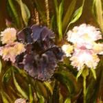 """""""Iris flowers"""" by arlen"""