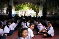 School Children, Bangkok