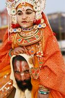 Child Goddess, Kumbh Mela