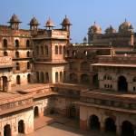 """Jehangir Mahal, Orcha"" by mattwade"
