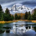 """Icy Teton Beaver Dam"" by JTPatterson"
