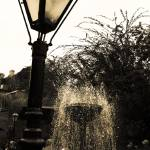 """Lantern and Fountain"" by crm114"
