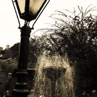 Lantern and Fountain Art Prints & Posters by David Field