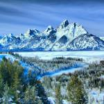 """Winter In The Tetons"" by JTPatterson"