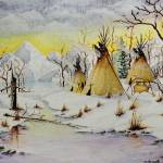 """Winter Camp"" by JimmySmith"