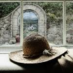"""Hat in Window"" by Joselyn_Holcombe"
