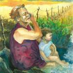 """Abuela"" by DavidRalph"