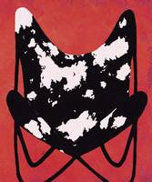 VINTAGE BUTTERFLY CHAIR - JUST RELAX