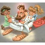 """Jesus&Kids"" by dennisjones"