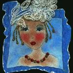 """She is Z, print of original art"" by CoosRiverDancing"