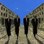 """Knight Stroll"" by DarrylDanielsArtworks"