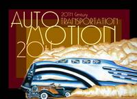 Art Deco Train