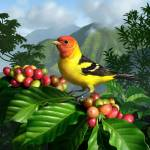 """Western Tanager"" by jerrylofaro59"