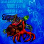 """Inner Mermaid"" by artbypatti"