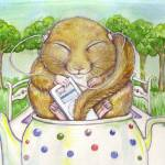 """Chilled out Dormouse"" by JoannaScott"