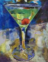 Summer Breeze Martini