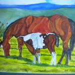 """""""Mare and Colt"""" by wallibone"""
