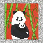 """Panda Love"" by ArtbyJudyNewcomb"