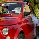 """Fiat 500. Red"" by secco"