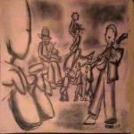 """Folk Dancers"" by JayBowens"