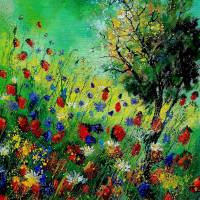 """wild flowers 670130"" by pol"