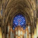 """Organ Gallery, St. Patrick"
