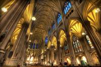 Nave, St. Patrick's Cathedral
