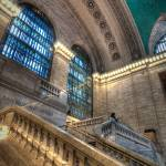 """Staircase, Grand Central Station, New York City"" by dawilson"