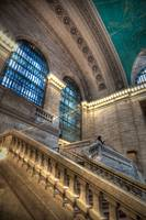 Staircase, Grand Central Station, New York City