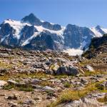 """Mount Shuksan from Artist Point #3"" by ketchemr"